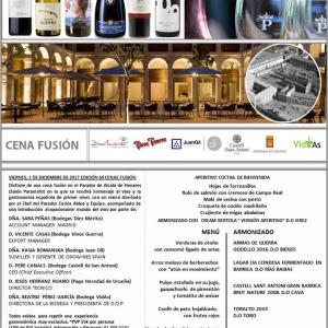 Cena-Fusión-Parador-Alcalá-Dic17