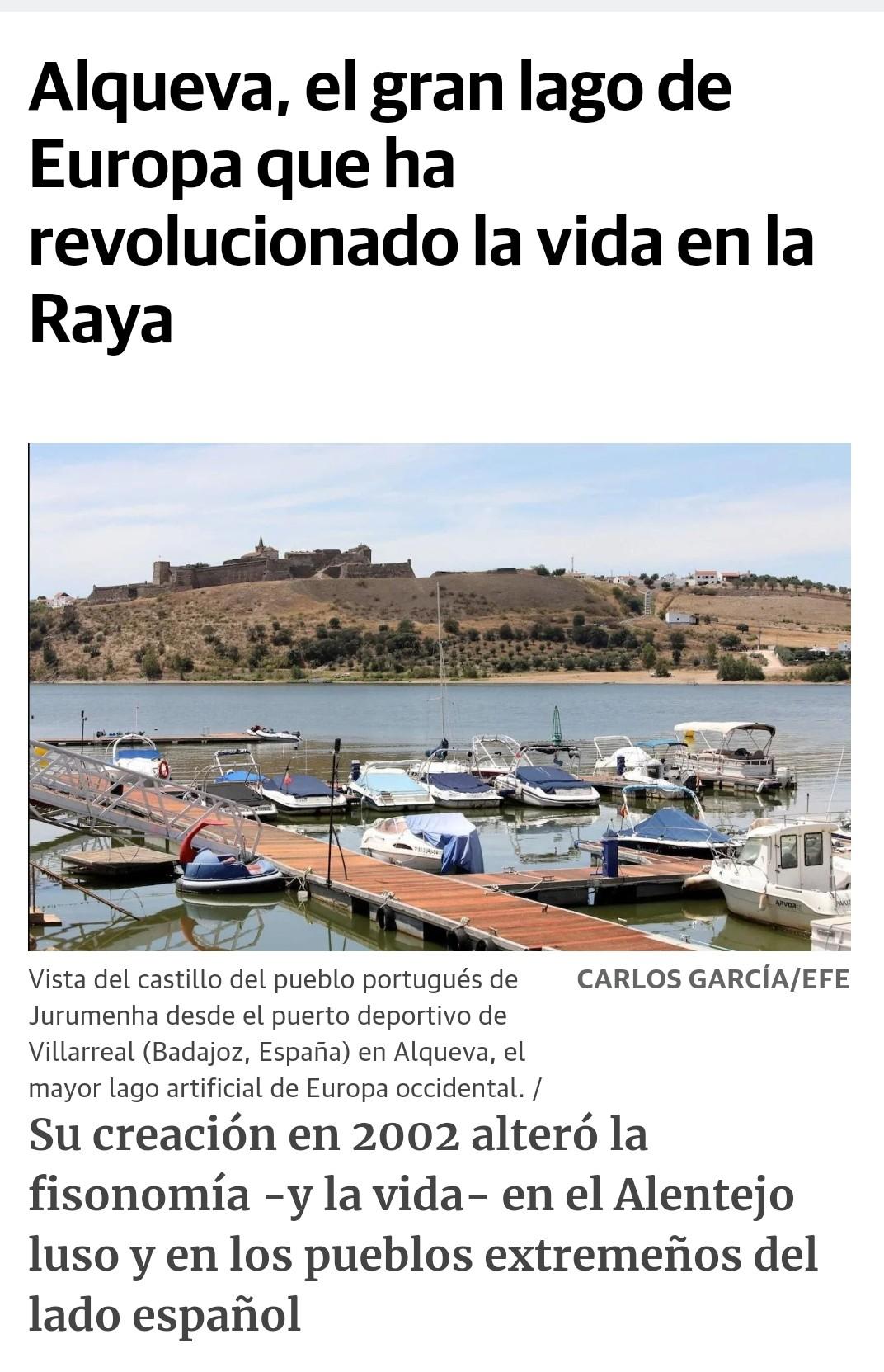 De la Vida Ibérica en Alqueva…