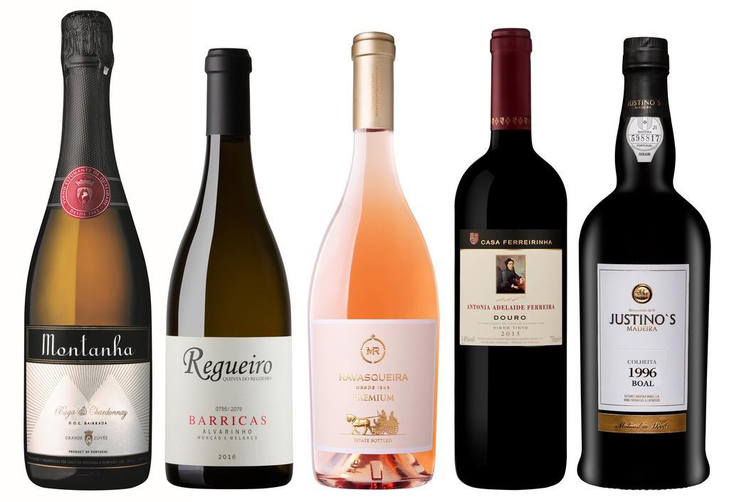 Los Mejores Vinos de Portugal. Selección de la Prensa. Grandes Escolhas 2019