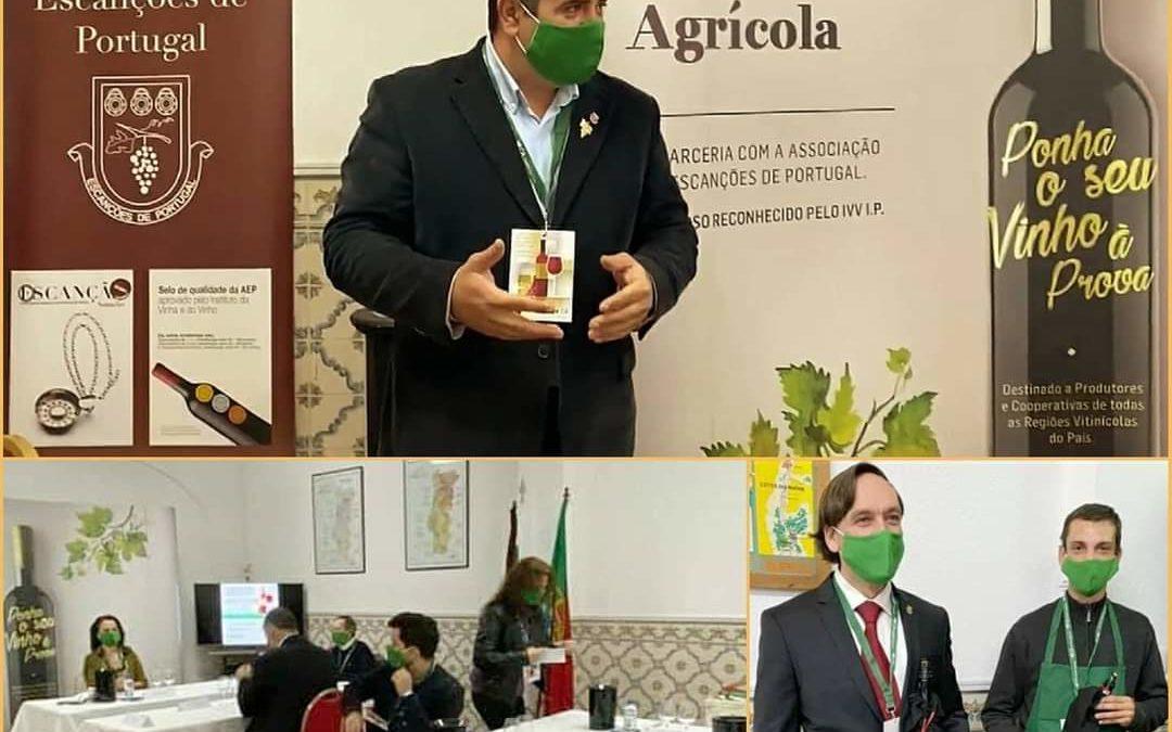 LOS VENCEDORES DEL CONCURSO DE VINOS DE CRÉDITO AGRíCOLA-SUMILLERES DE PORTUGAL – 7ª EDICIÓN- ENERO 2021