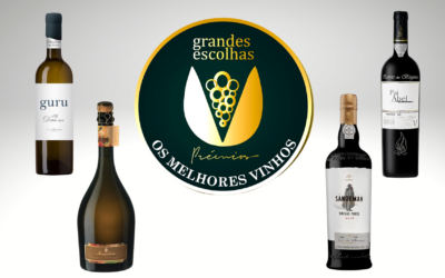 Premios a los Mejores Vinos de Portugal 2020, de la Revista Grandes Escolhas