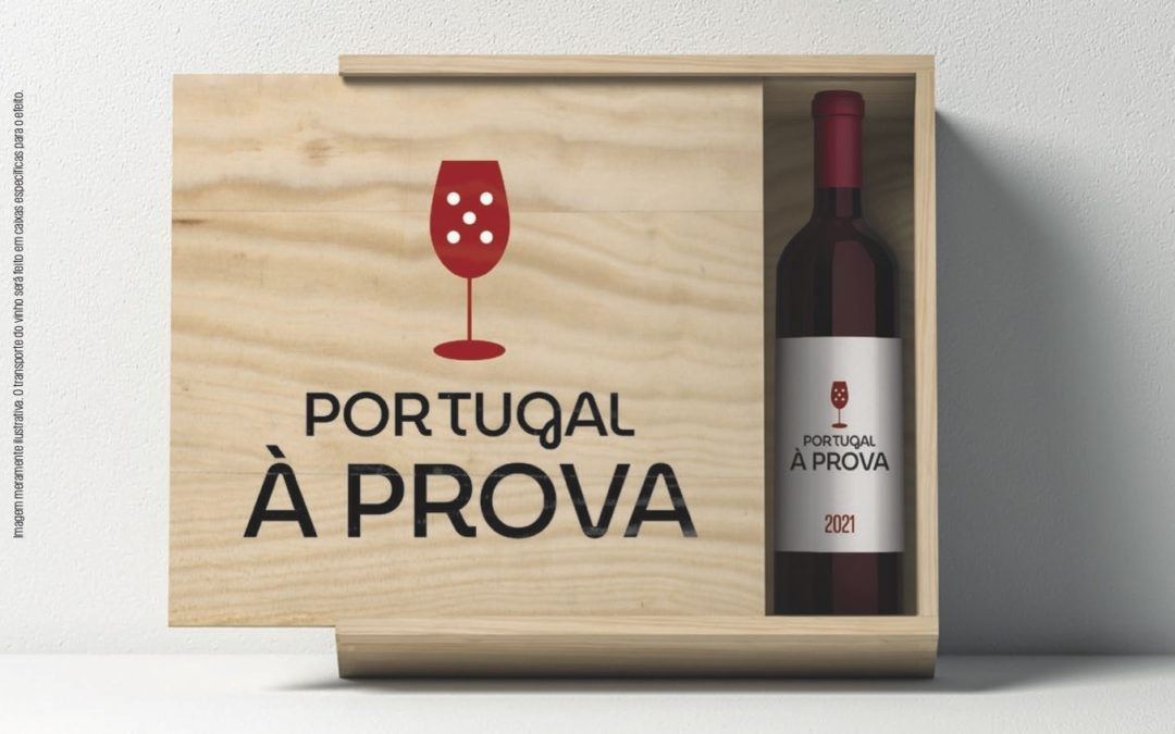 """Portugal en cata… """"Portugal à prova 2021"""""""